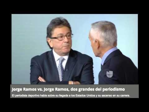 Jorge Ramos vs Jorge Ramos