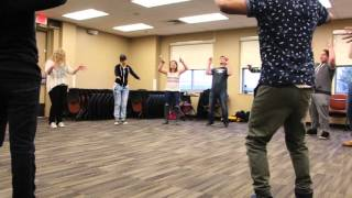 A Day in Acting Class