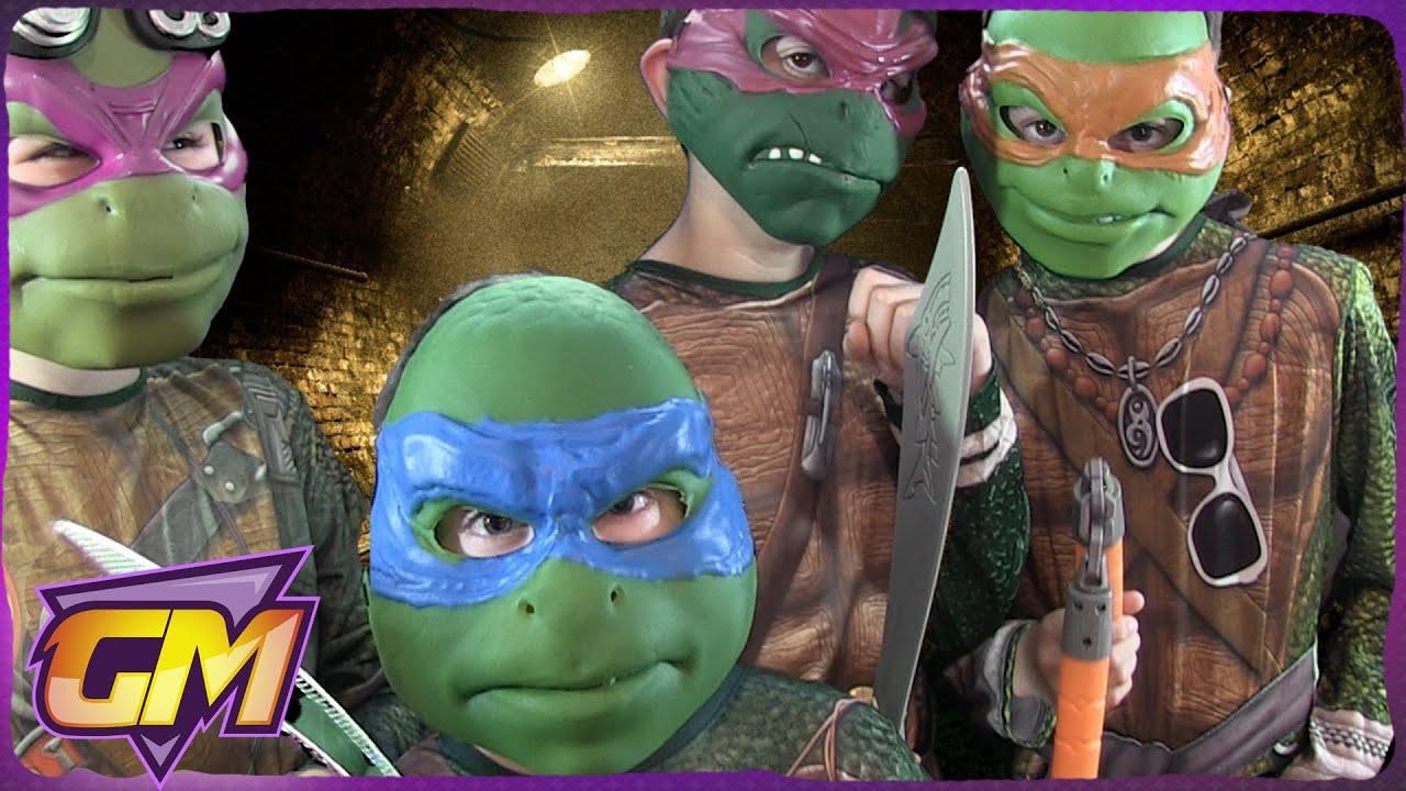 Teenage mutant ninja turtle porn parody