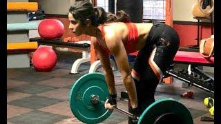 Katrina Kaif New HOT Workout Video At Gym 2018