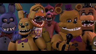 [FNAF Song] Fredbear's Family Diner Animatronics Sings Labyrinth by CG5