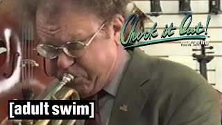 Bugle Boy   Check it Out! with Dr Steve Brule SEASON 4 PREVIEW   Adult Swim thumbnail