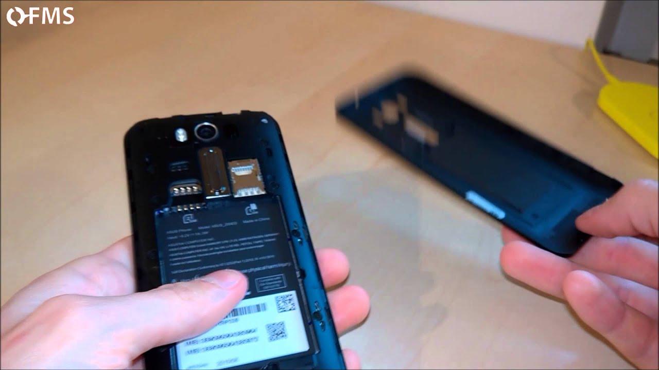 Come Togliere La Batteria Di Asus Zenfone 2 Laser