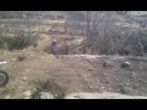jordan & jamie at the lead mines 04/04/13