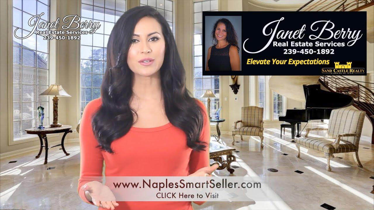 Naples FL Realtor Janet Berry Top Naples Florida Realtor ...