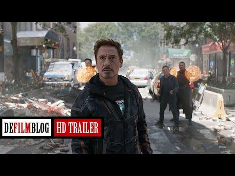 Avengers: Infinity War (2018) Official HD Trailer #2 [1080p]