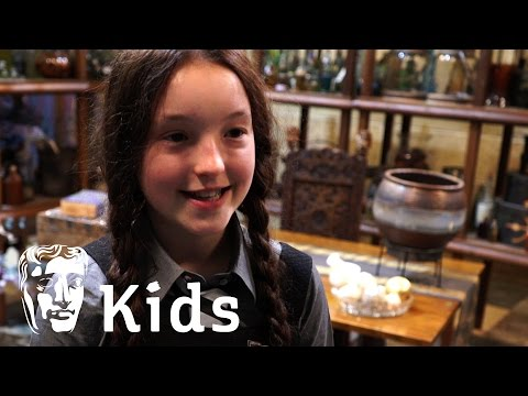 Behind the s of The Worst Witch  BAFTA Kids