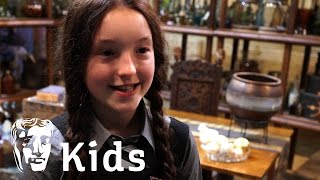Behind the Scenes of The Worst Witch | BAFTA Kids