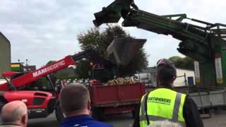 Cross Engineering beet demo day
