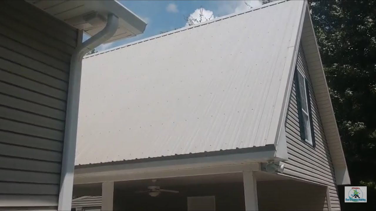 Roof Washing St Tammany Roof Amp Exterior Pressure Washing