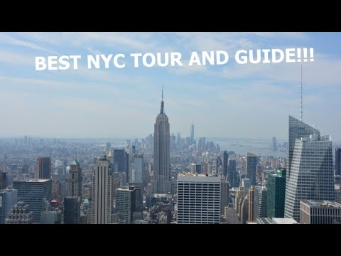 New York City Walking Tour by New York Tour1-Part 1: Midtown Manhattan