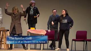 Welcome to the Theater Episode 11 The Spitfire Grill