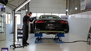 High-end Car Detailing demo video - Audi R8 exclusive detailing behandeling