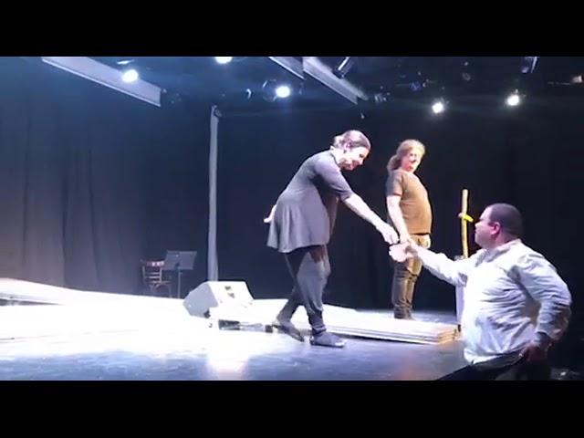 «Μέγας Ιεροεξεταστής» με τη Λυδία Κονιόρδου, Χειροκρότημα stellasview.gr