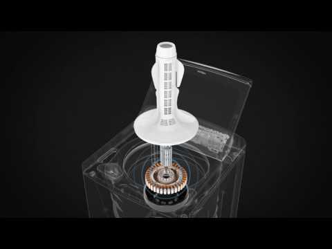 Fisher & Paykel Washing Machine SmartDrive Technology