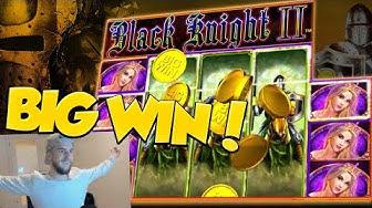 BIG WIN!!!! Black Knight 2 Big win - Casino - free spins (Online Casino)