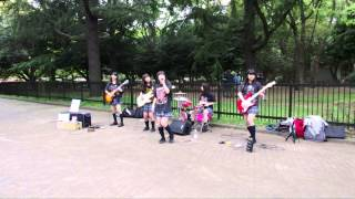 Yoyogi park in April 2014 With a mic it is a lot better.