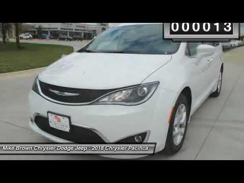 2018 Chrysler Pacifica Granbury Tx 117323 Youtube