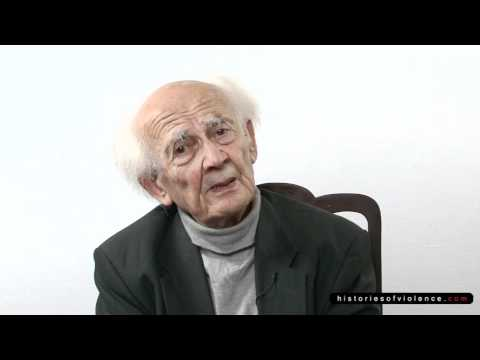 Zygmunt Bauman: 'No one is in control. That is the major source of contemporary fear'