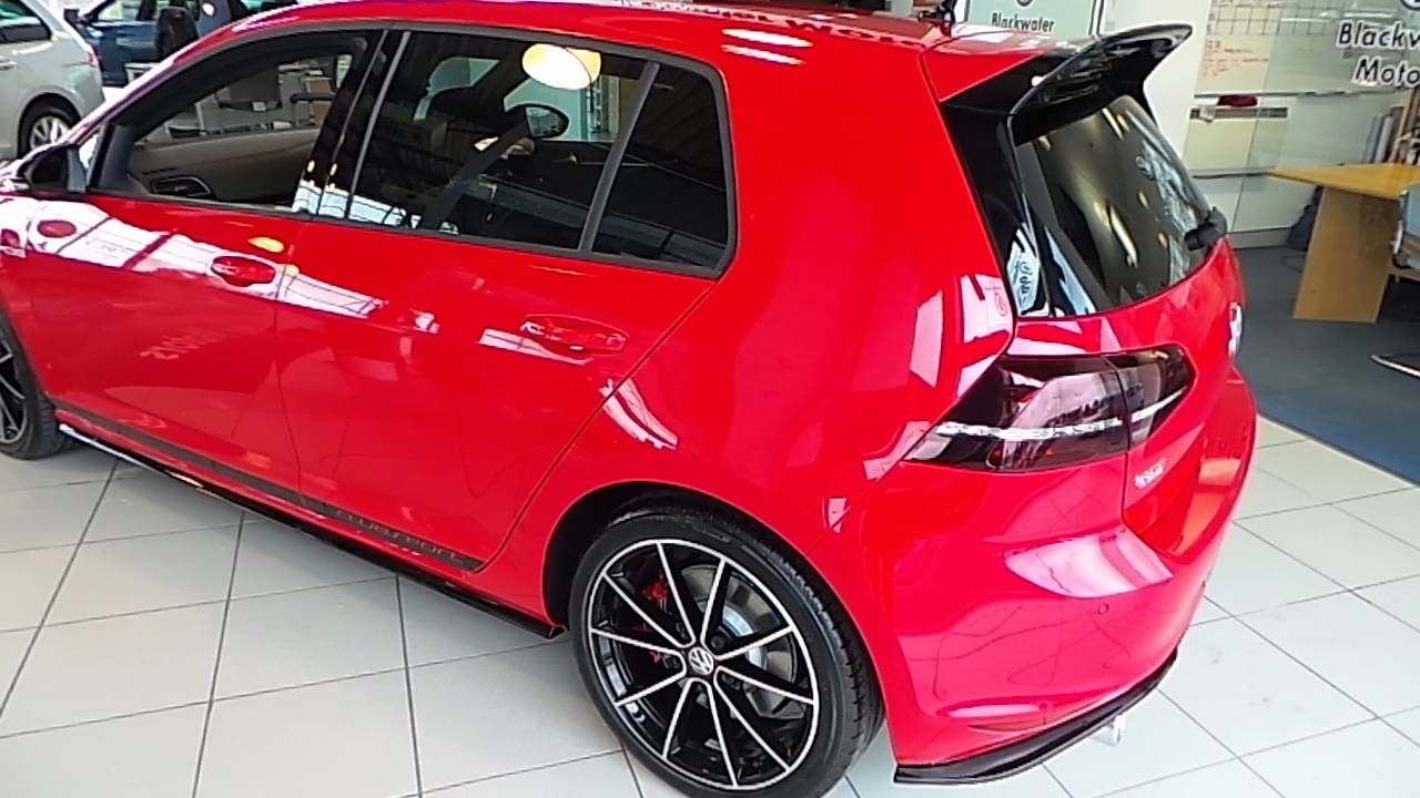 171 2017 volkswagen golf gti club sport 2 0tsi 265bhp dsg the car is 265b youtube. Black Bedroom Furniture Sets. Home Design Ideas