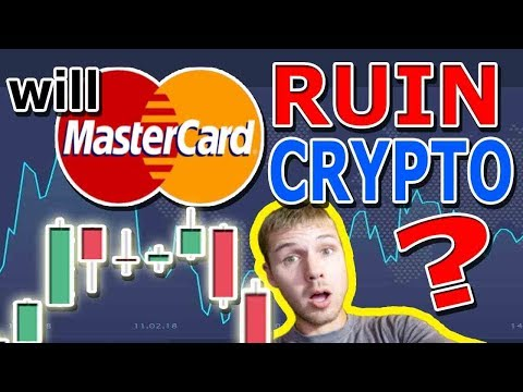 MasterCard Bitcoin (BTC) Patent is helping usher in a new era in Blockchain - Should you be scared?
