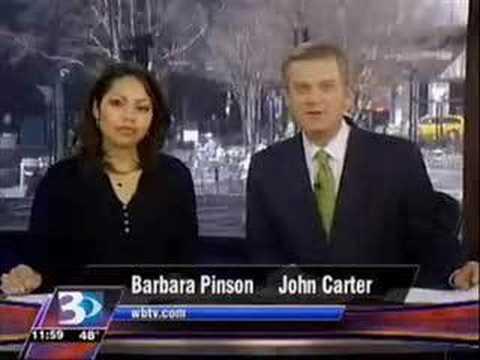 WBTV 2008 noon open