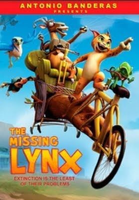 The Missing Lynx (2008) Poster