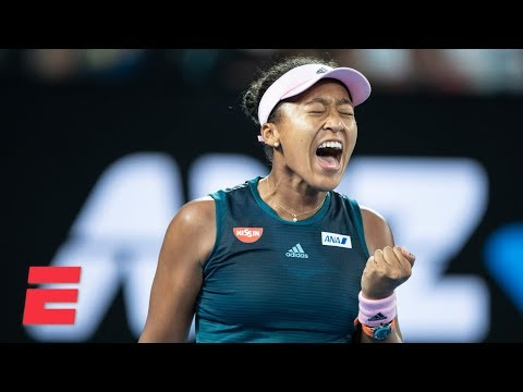 Naomi Osaka beats Petra Kvitova for second Grand Slam title | 2019 Australian Open Highlights