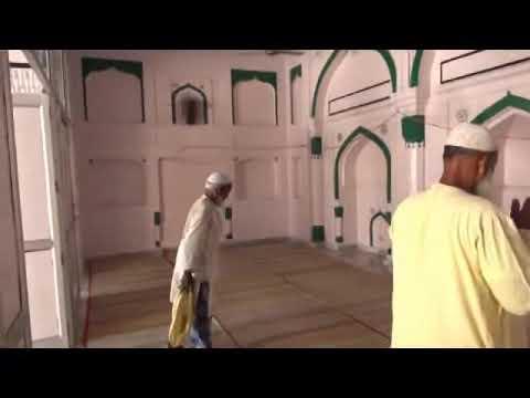 Ziarat Dargah Hazrat Sheikh Sharfuddin Bu Ali Shah Qalandar (R.A), Panipat, Haryana