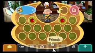 Animal Crossing: City Folk Playthrough Part 1