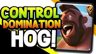 HOG CONTROL DECKS are TRENDING NOW (Best Option for Trophy Pushing)