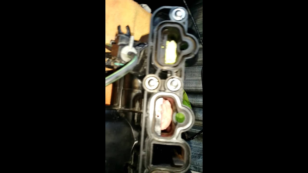Chevy Cruze Porting Manifold Part 1