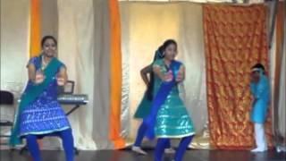 KITC Kollywood (Tamil Folk) Dance Performance at the Kingston Carnival 2012