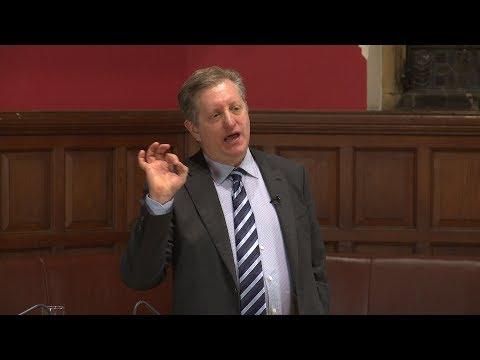 Steve Eisman   Wall Street Debate   Opposition (4/8)