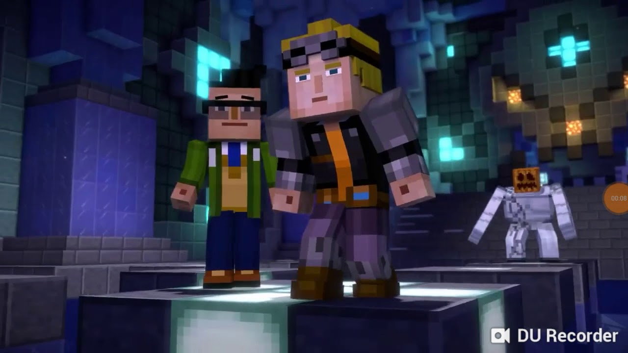 Minecraft Story Mode Season 3 Fan Made Trailer Youtube