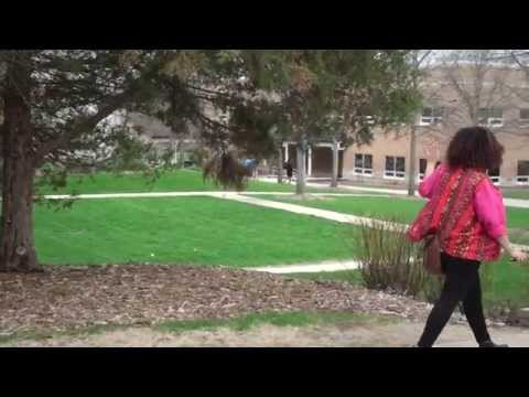 Sudanese College Student Talks About Studying In America (Sudanese Version)