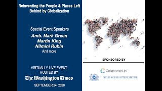 Reinventing the People & Places Left Behind By Globalization