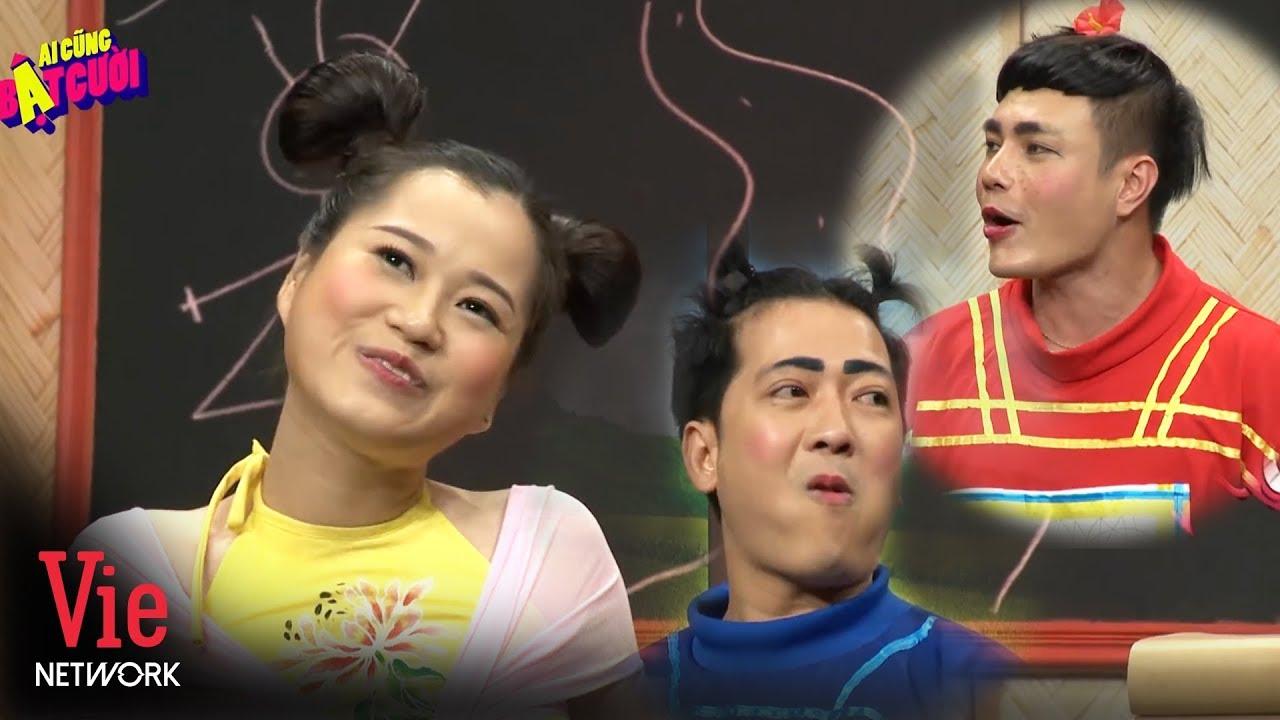 Cười xỉu với bộ ba Thần Đồng Đất Việt- Lâm Vỹ Dạ vào vai -Sửu ẹo- quậy tung sân khấu - Hài Lâm Vỹ Dạ