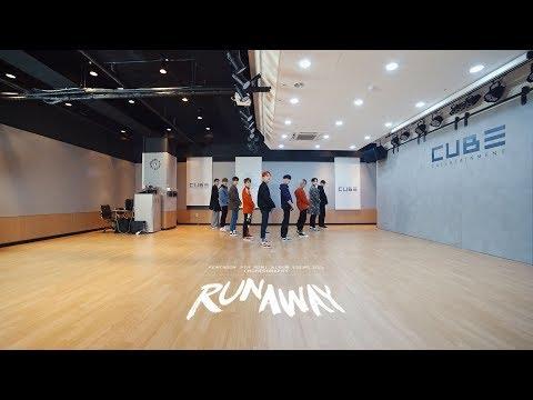 PENTAGON - 'RUNAWAY' ( Dance Practice Video)