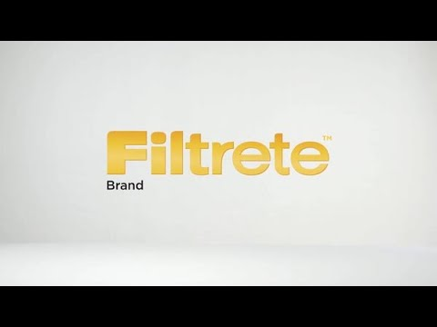 Filtrete™ Dual-Action Micro Allergen Plus 2X Dust Defense Filter