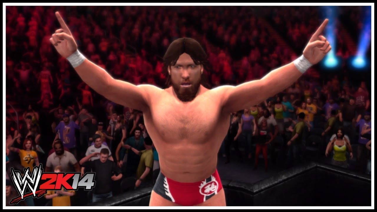 WWE 2K14 - YES! YES! YES! Daniel Bryan 2014 Look & Attire ...