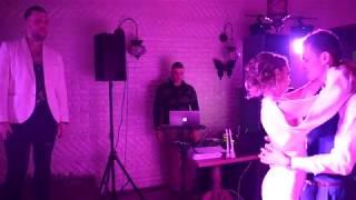 Андрей Янкин поздравил Диану Шурыгину на свадьбе
