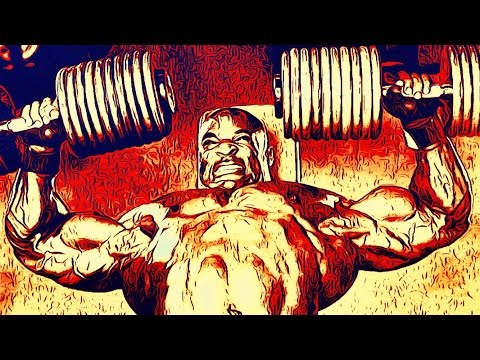 GYM MOTIVATION - HARDCORE CHEST DAY