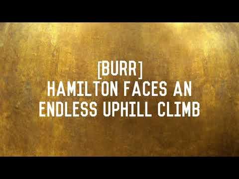 Wait for it (Hamilton) lyric video