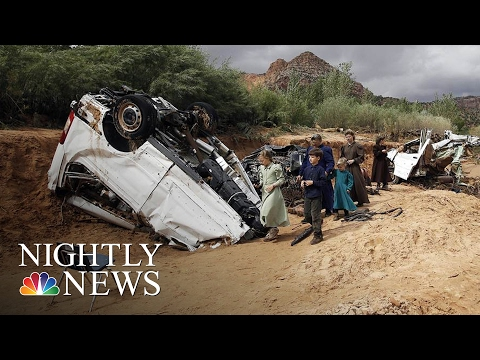 'Everything Is Gone': Flash Floods Devastate Utah-Arizona Border Towns | NBC Nightly News