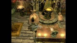 Skyrim: Console Code Fun - Adding a Gildergreen Sapling to Location
