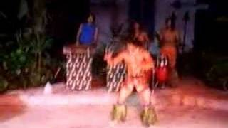Machete at Fisheye Guam - Chris Santos