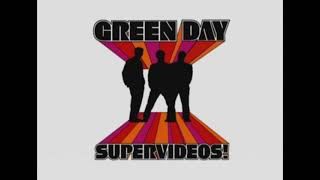 Green Day - International Supervideos DVD Menu