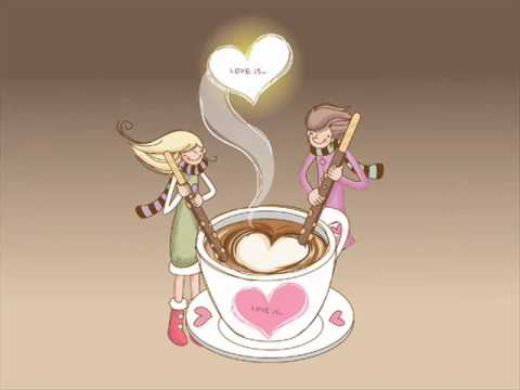 кофе картинки любовь