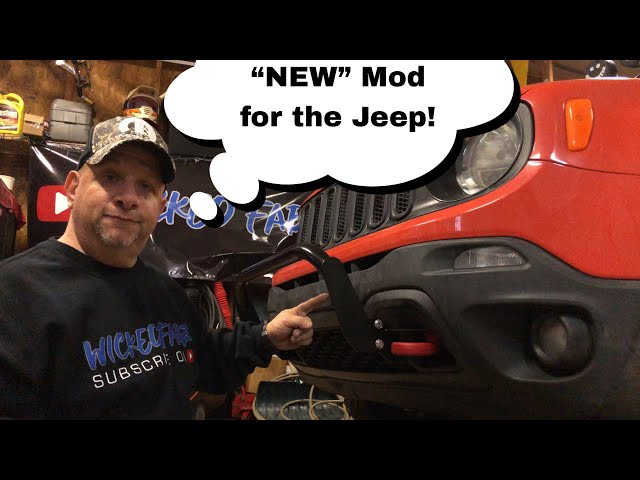 Jeep Renegade | How To Install A Daystar Bull Bar